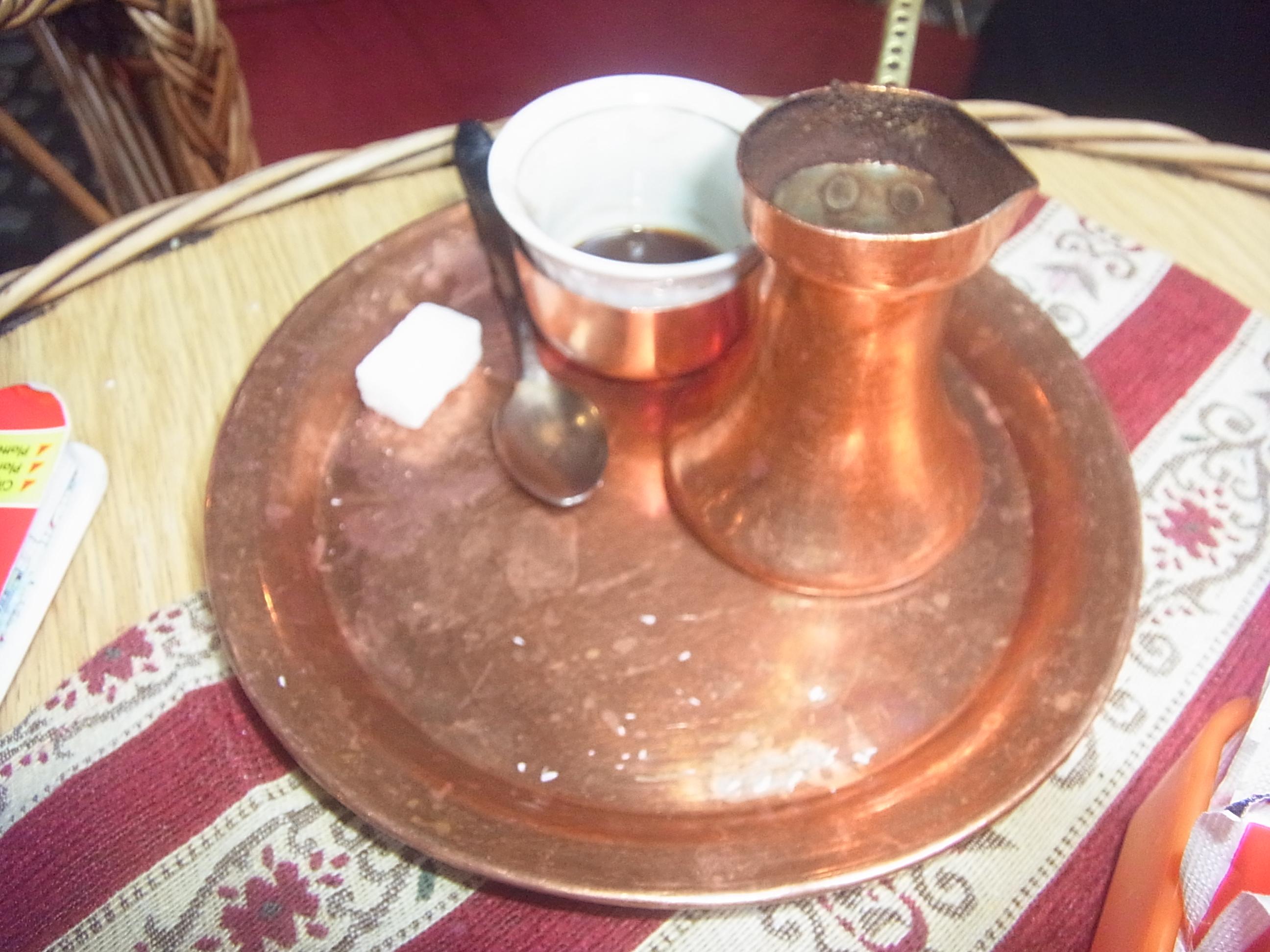 Noch ein bosnischer Kaffee