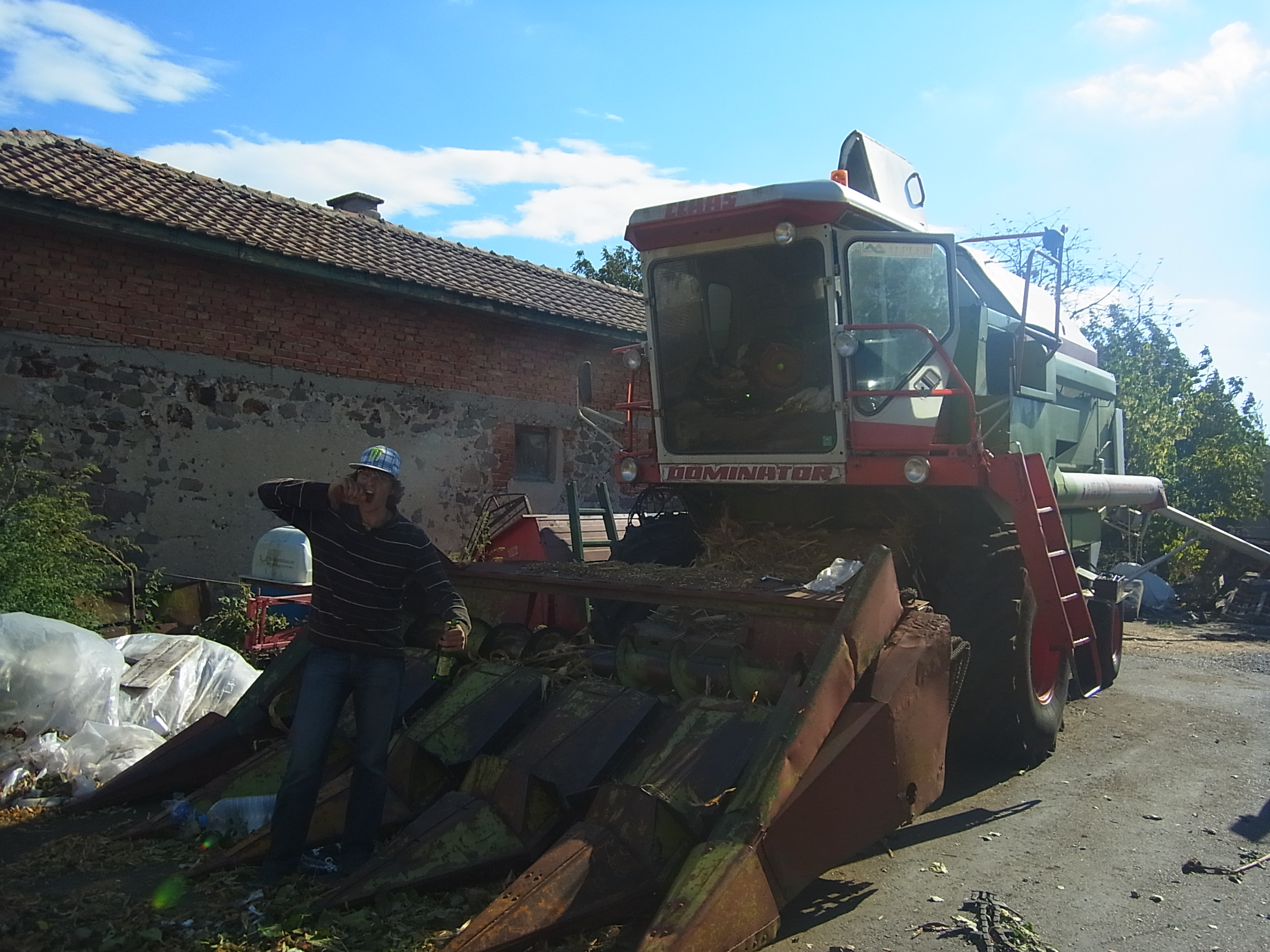 thrakischer Traktor
