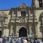 Die San-Francisco Kirche von La Paz