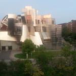 Kunst-Museum auf dem Campus