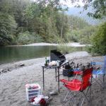 best wild camping spot