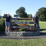 Mile 0 Trans-Canadian Hwy