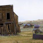 Geisterstadt aus Goldrauschzeiten