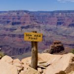 Grand Canyon oben