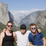 die drei vom Yosemite